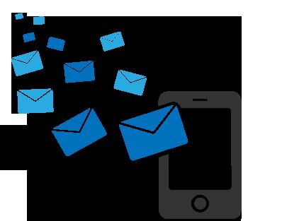 Copie d'écran du script Envoyer des SMS en PHP